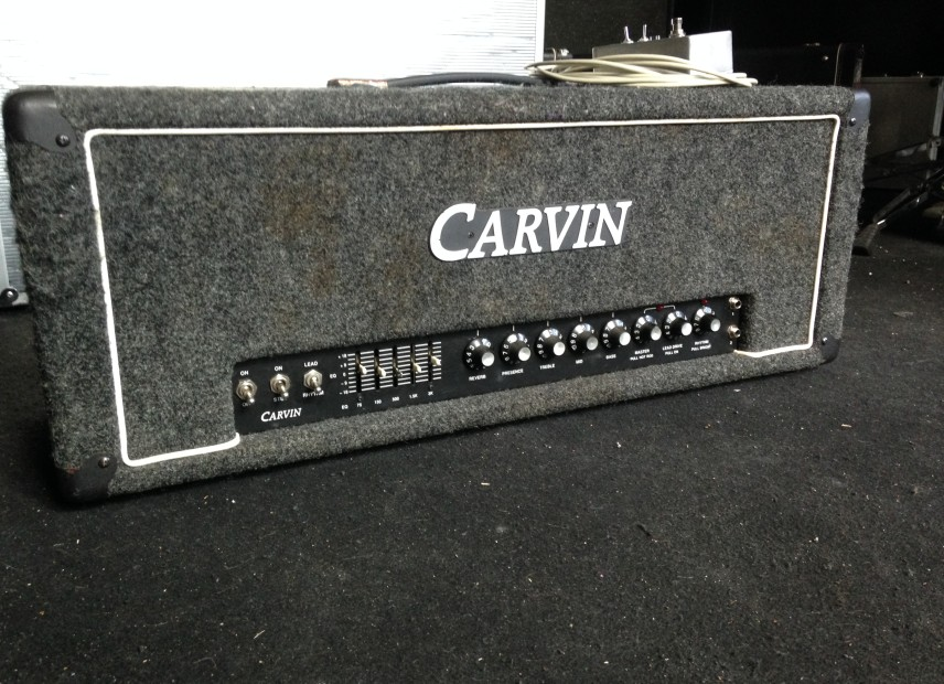 Carvin011504883950