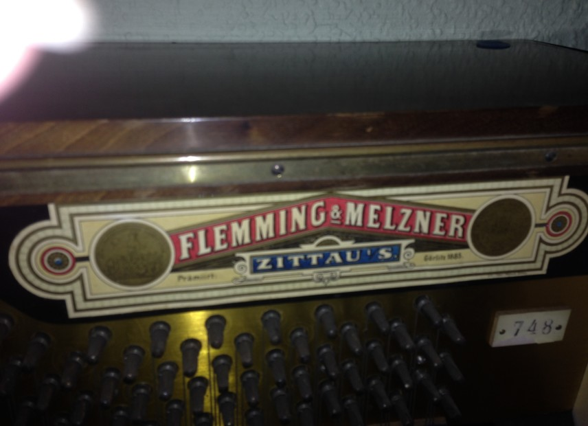 Piano Flemming Melzner 133